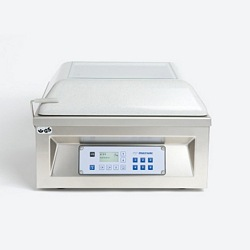MULTIVAC C250G TABLE TOP VACUUM PACKER WITH GAS