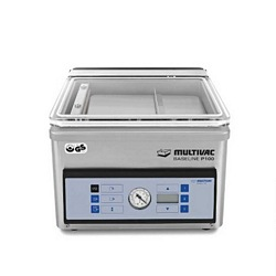 MULTIVAC P100 TABLE TOP VACUUM PACKER